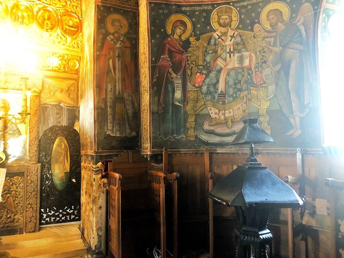 Mănăstirea Cozia 3