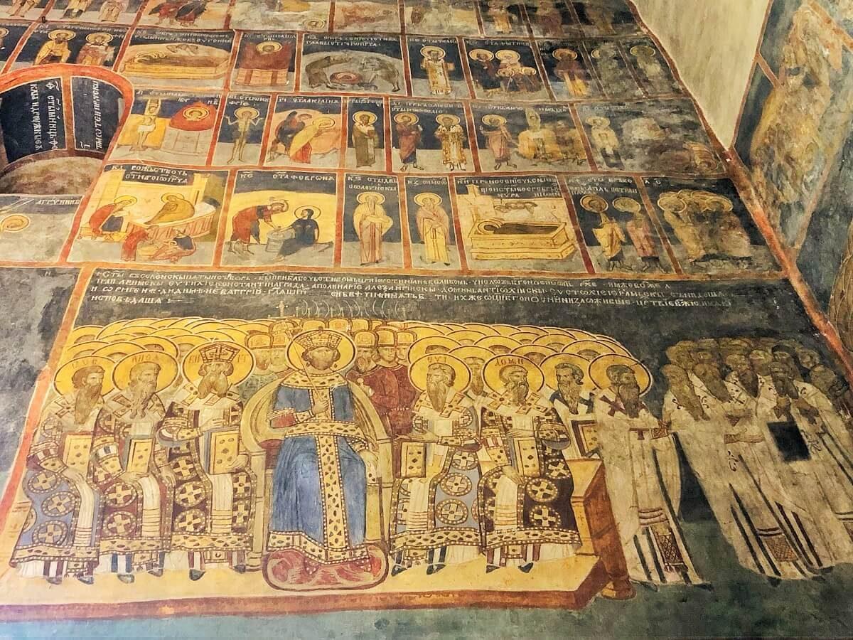Mănăstirea Cozia 5