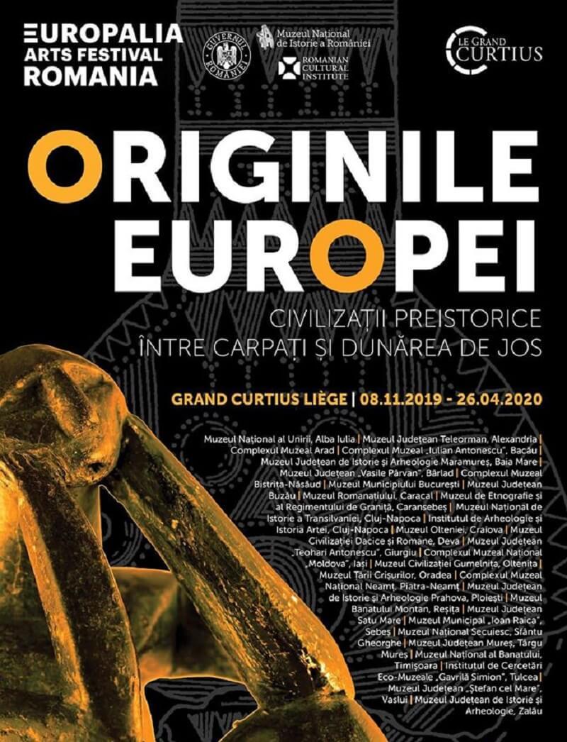 Europalia ROMANIA Povestea Locurilor