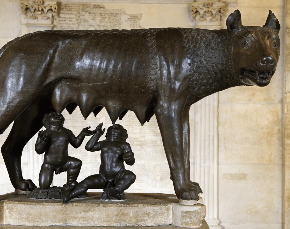 Stăm acasă în 2020. Campanie strategie turism Povestea Locurilor. Romulus si REMUS 1