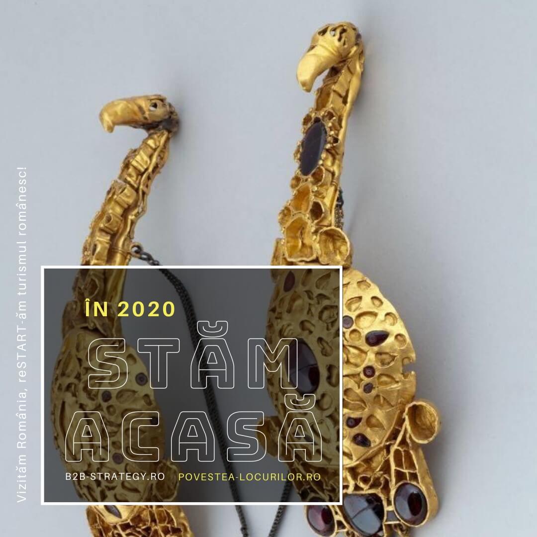 Cel mai mare tezaur de aur din lume Cloșca cu puii de AUR 3