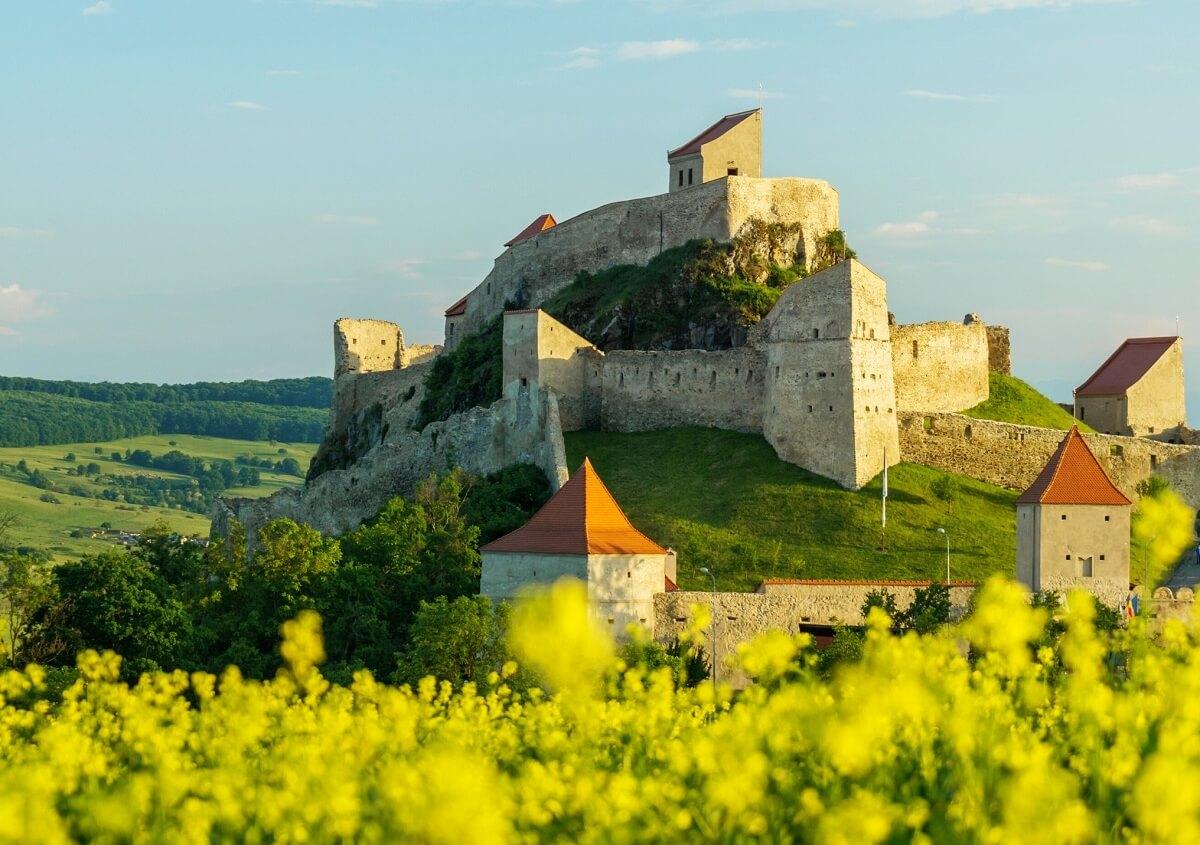 Cetatea uriașilor RUPEA 2
