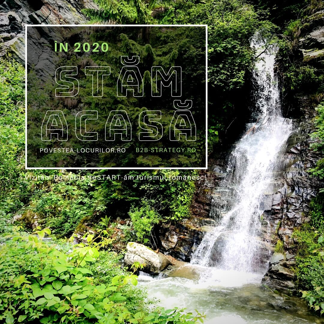 Cover campanie turism Valea JIULUI Povestea Locurilor Cheile Jietului TRANSALPINA