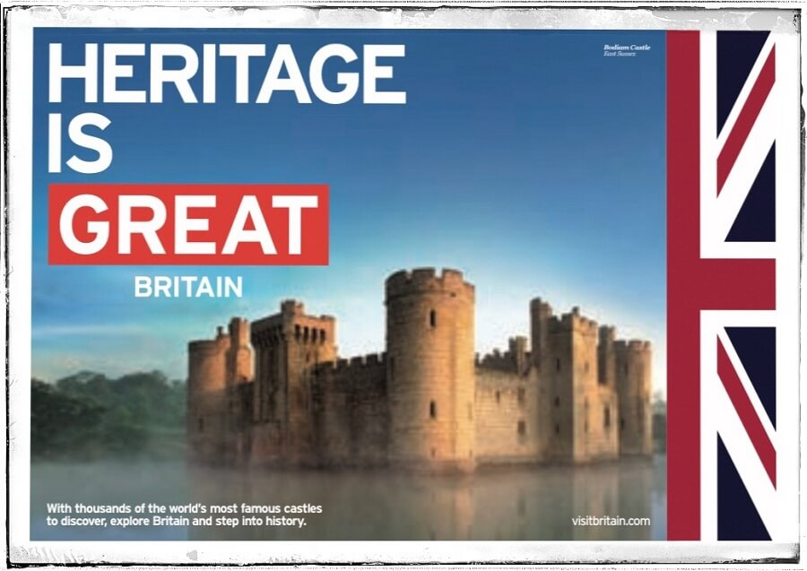 Heritage is GREAT UK Storytelling