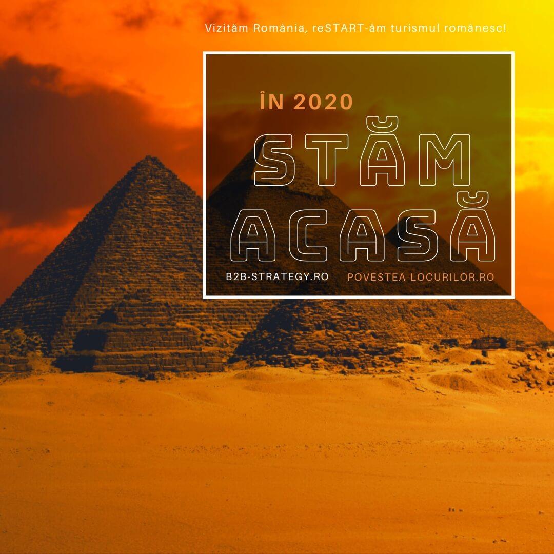Strategie Turism EGIPT Povestea Locurilor