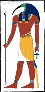 Thoth zeul Egiptean