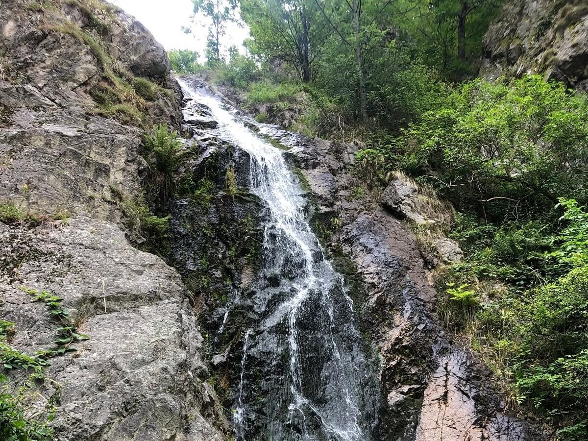 Cascada Mierlasu LUPENI