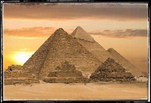 Piramida din GHIZA Povestea Locurilor