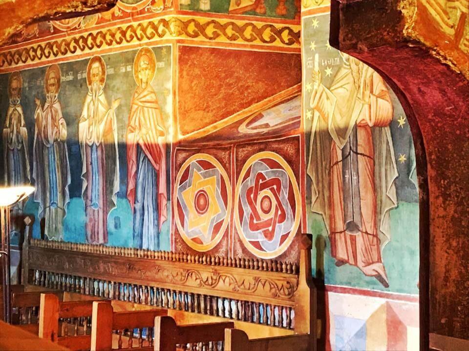 15 Interior Voronet Hexagrama
