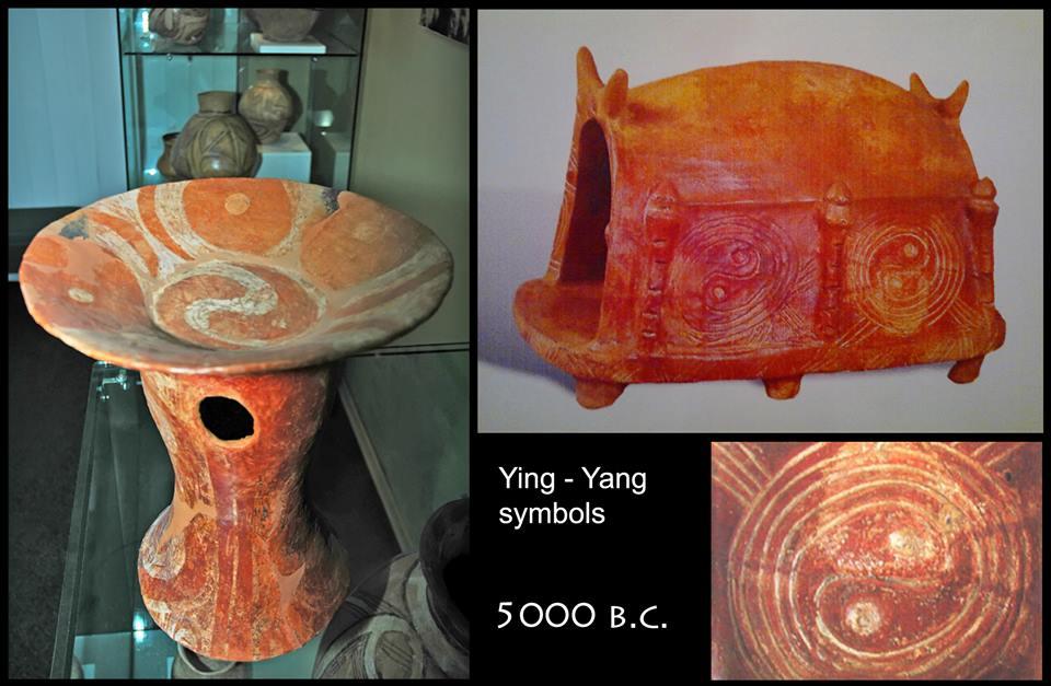 Yin Yang Cucuteni