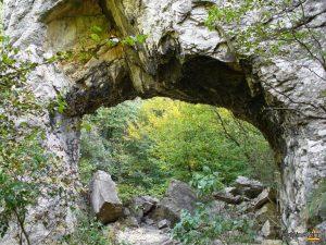 Cheile Gârliştei - Munţii Dognecei featured