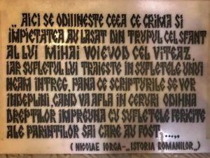 Featured Manastirea Dealu Targoviste