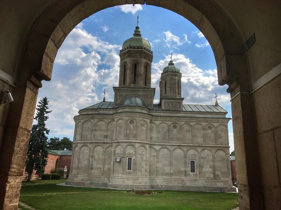 Mănăstirea Dealu Târgovişte 1