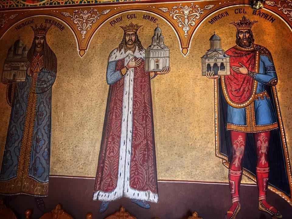 Mănăstirea Dealu Târgovişte 21