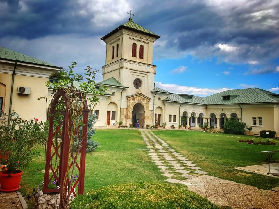 Mănăstirea Dealu Târgovişte 3