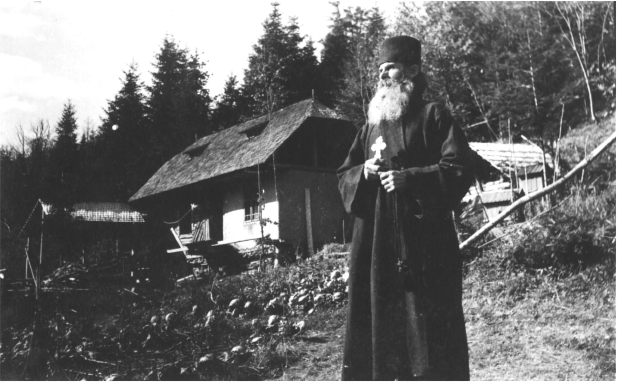 Pustnicul Zosima Rarau GIUMALAU