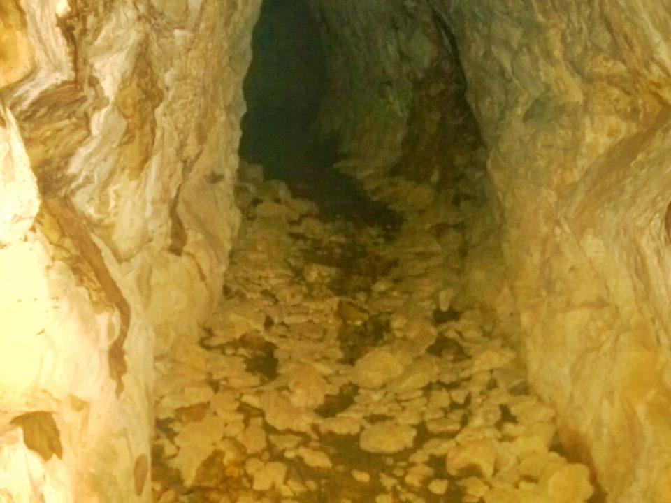 Tunelurile de la Sasca Română 4