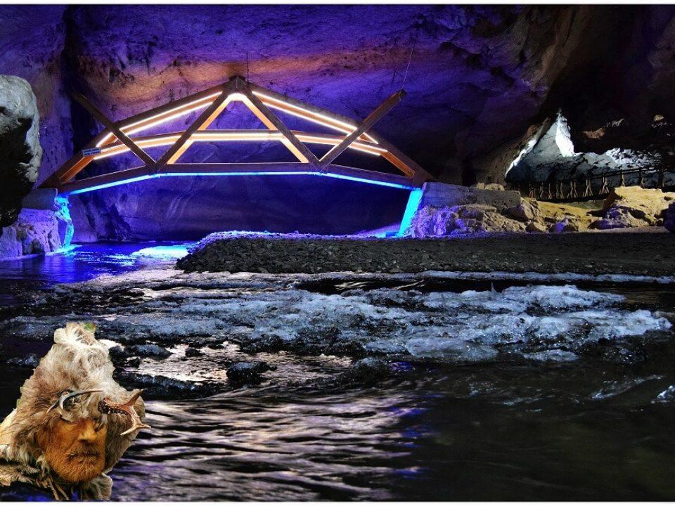 Peștera BOLII Bastionul lui BUREBISTA 2