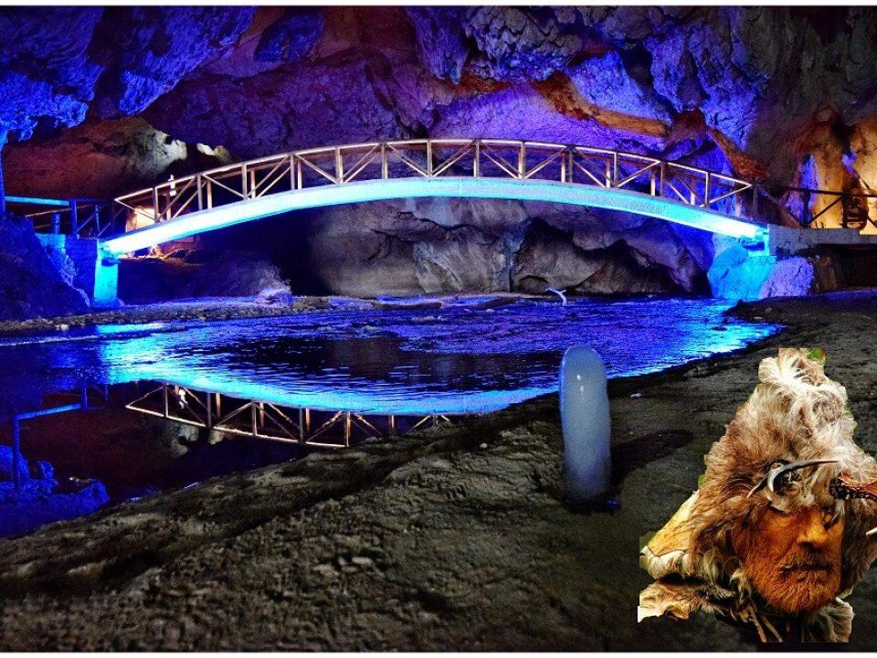 Peștera BOLII Bastionul lui BUREBISTA 3
