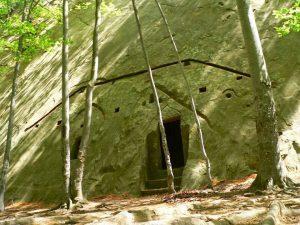 Tărâmul uriaşilor din piatră TEMPLUL