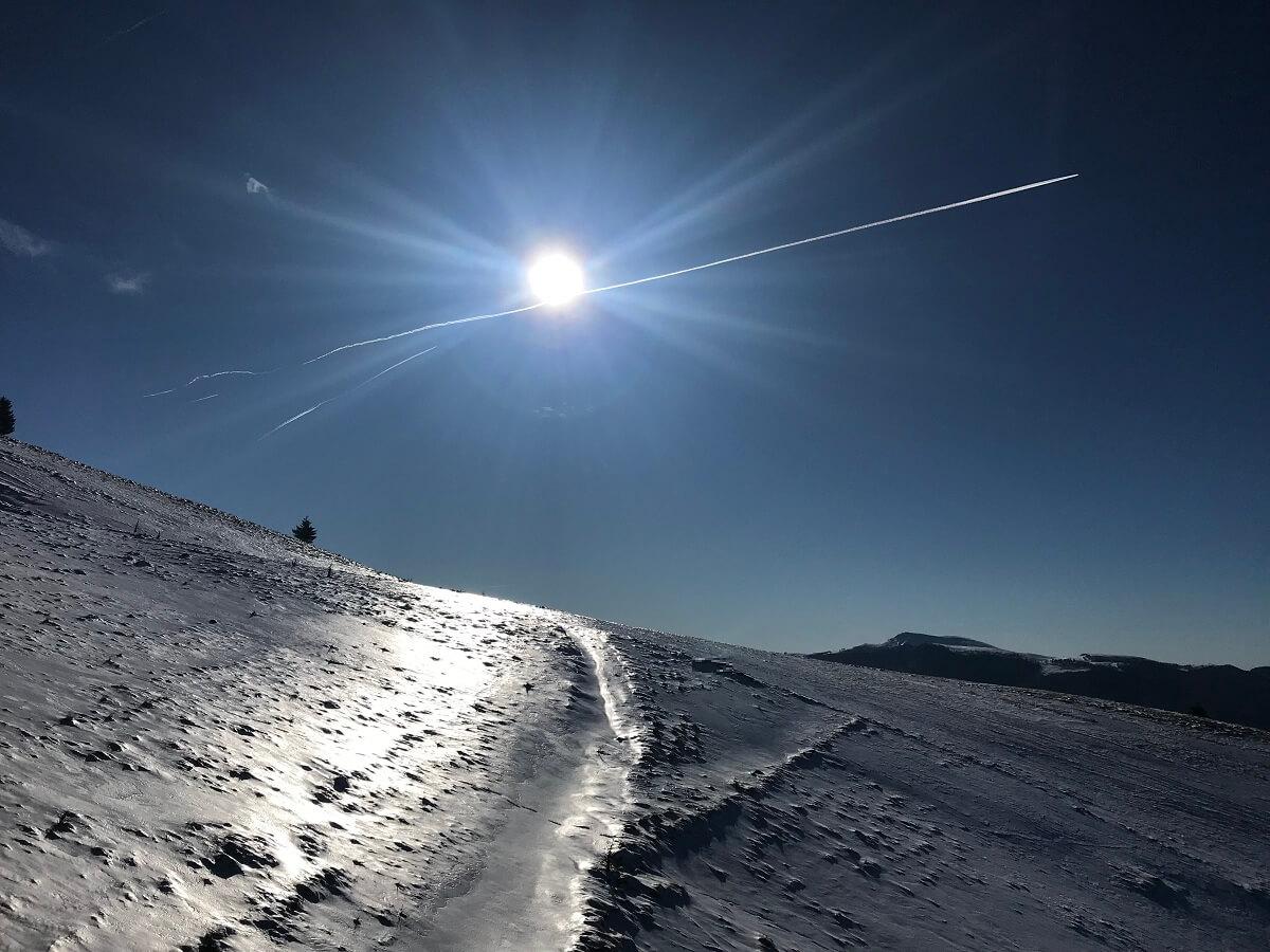 Ultima zi de iarnă. Parâng STRAJA Pasul Vâlcan FEATURED