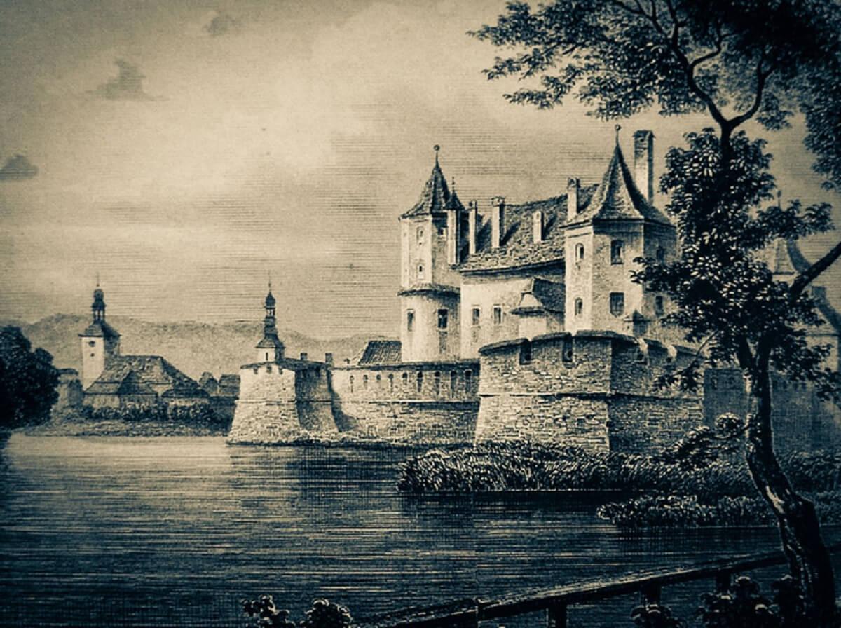 Cetatea Fagaras sursa foto Povestea Locurilor Muzeul FAGARAS