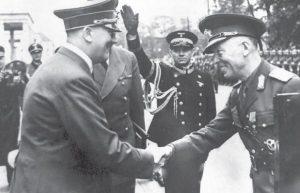 Maresalul ION Antonescu HITLER Povestea Locurilor