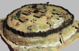 Întemeietorii orașelor 6.500 î.Hr. Construim de mii de ani Strategie Marketing Constructii Adeplast