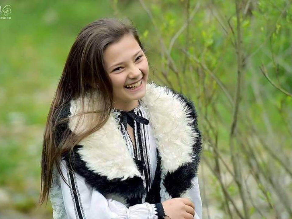 Țugulea Monica Ambasadoarea Văii JIULUI Festivalul Ursul din Carpați 3
