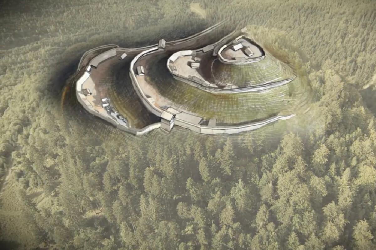Cetatea Zânelor / Refugiul lui DECEBAL