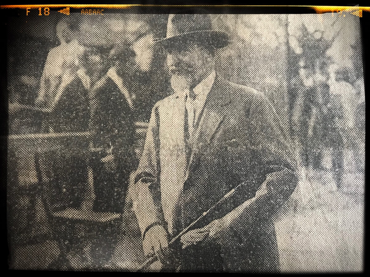 Regele FERDINAND 1 24 iulie 1927
