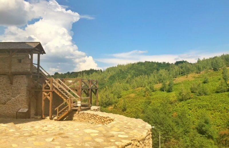 Cetatea de la Mălăiești, primul monument medieval din județul Hunedoara 2