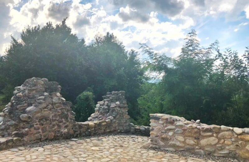 Cetatea de la Mălăiești, primul monument medieval din județul Hunedoara 6