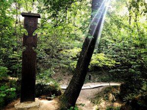 Incoming turism Romania Sinca Veche templul