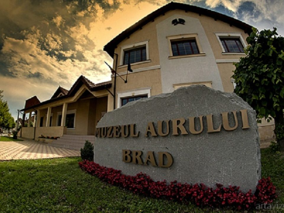 Muzeul Aurului BRAD Hunedoara 0