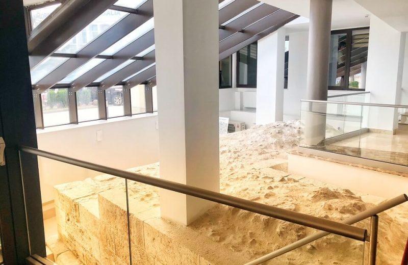 Orașul Antic Callatis – Sit arheologic restaurat la subsolul hotelului Belvedere din Mangalia 3