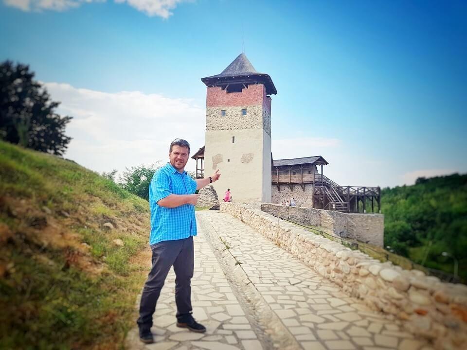 AVRAM Iancu Cetatea de la Mălăiești 2