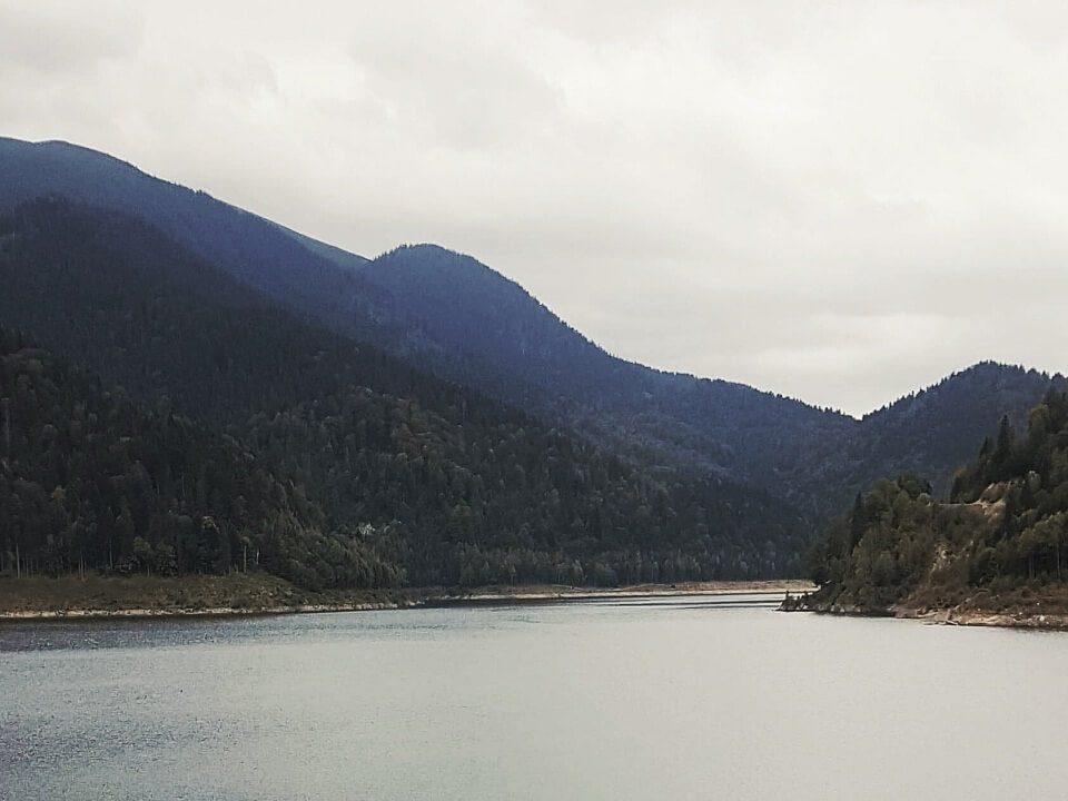Cel mai frumos loc de pe Pământ – Barajul Gura Apelor 3