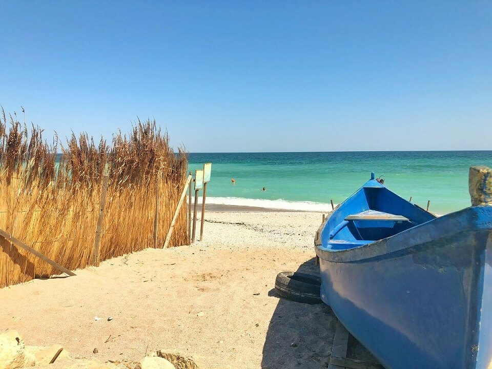 Plaja din TUZLA SW!M