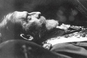 Regele Ferdinand deces parastas SOFIA