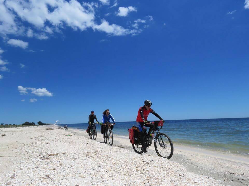 Sulina Fabuloasă 2 Ture de bicicletă & fotografie