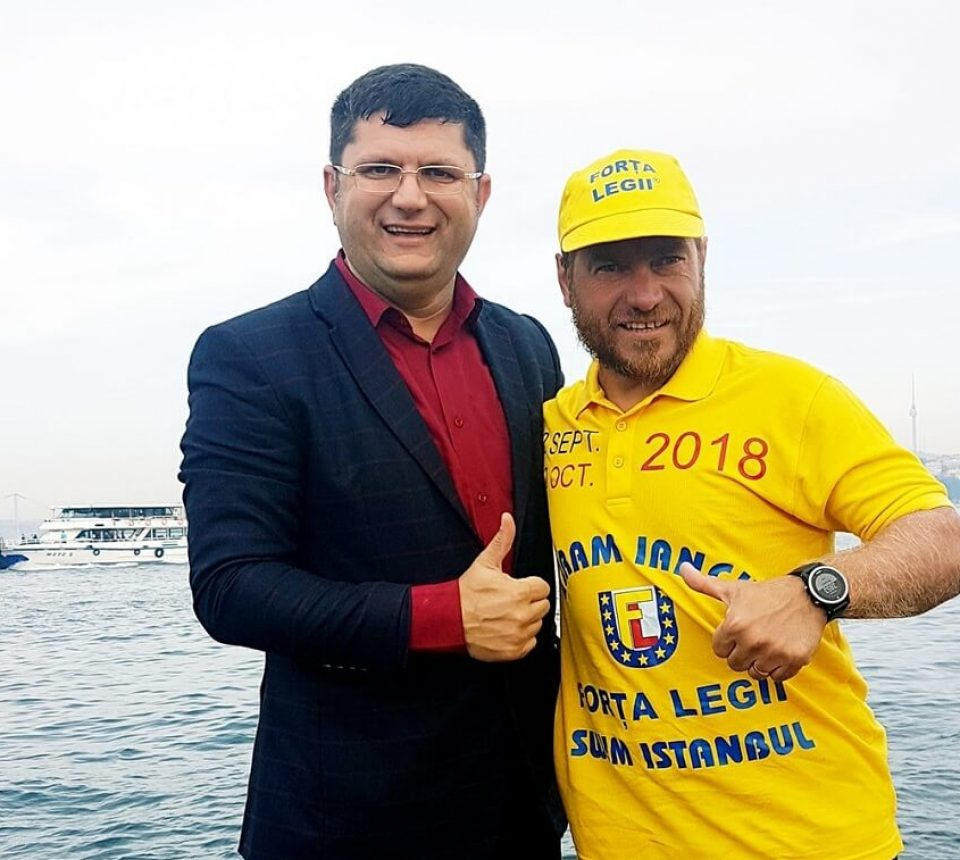 1 Avram & Ringo Dămureanu – Președintele Sindicatului Forța Legii
