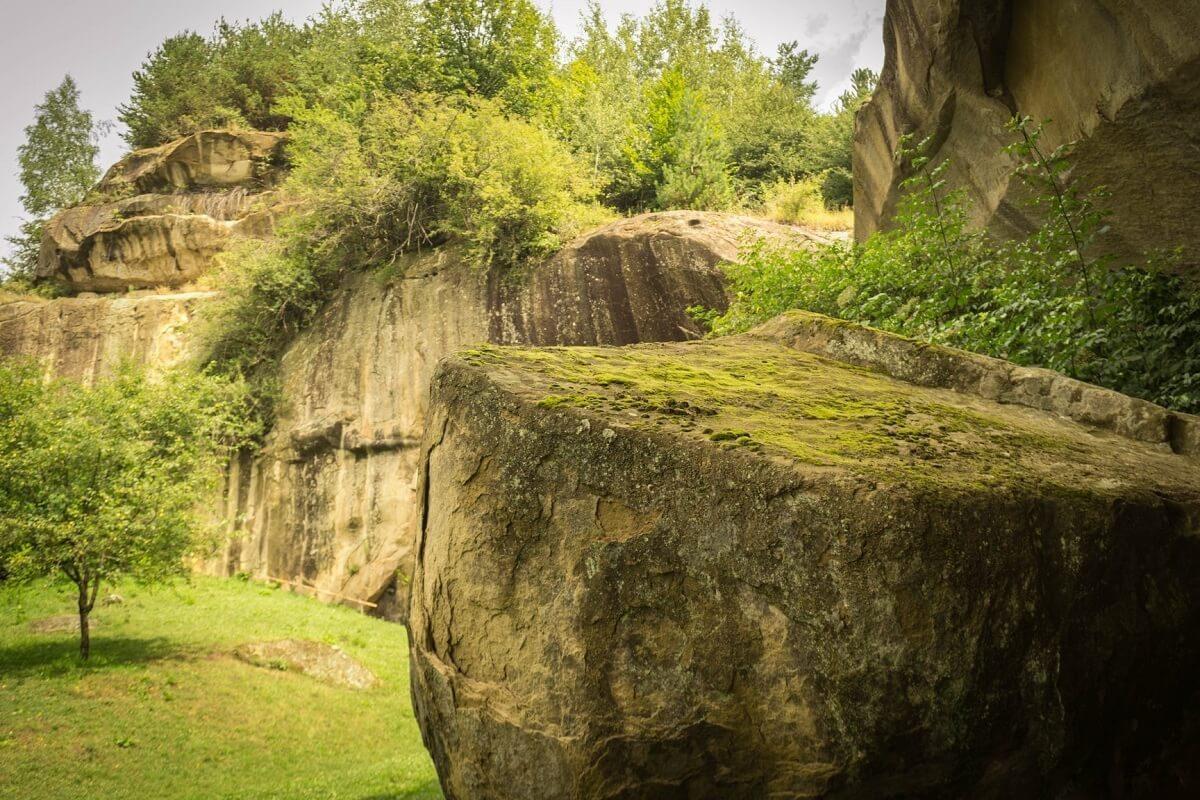 Corbii de Piatră – Argeș – Spre uriașul pietrificat 1