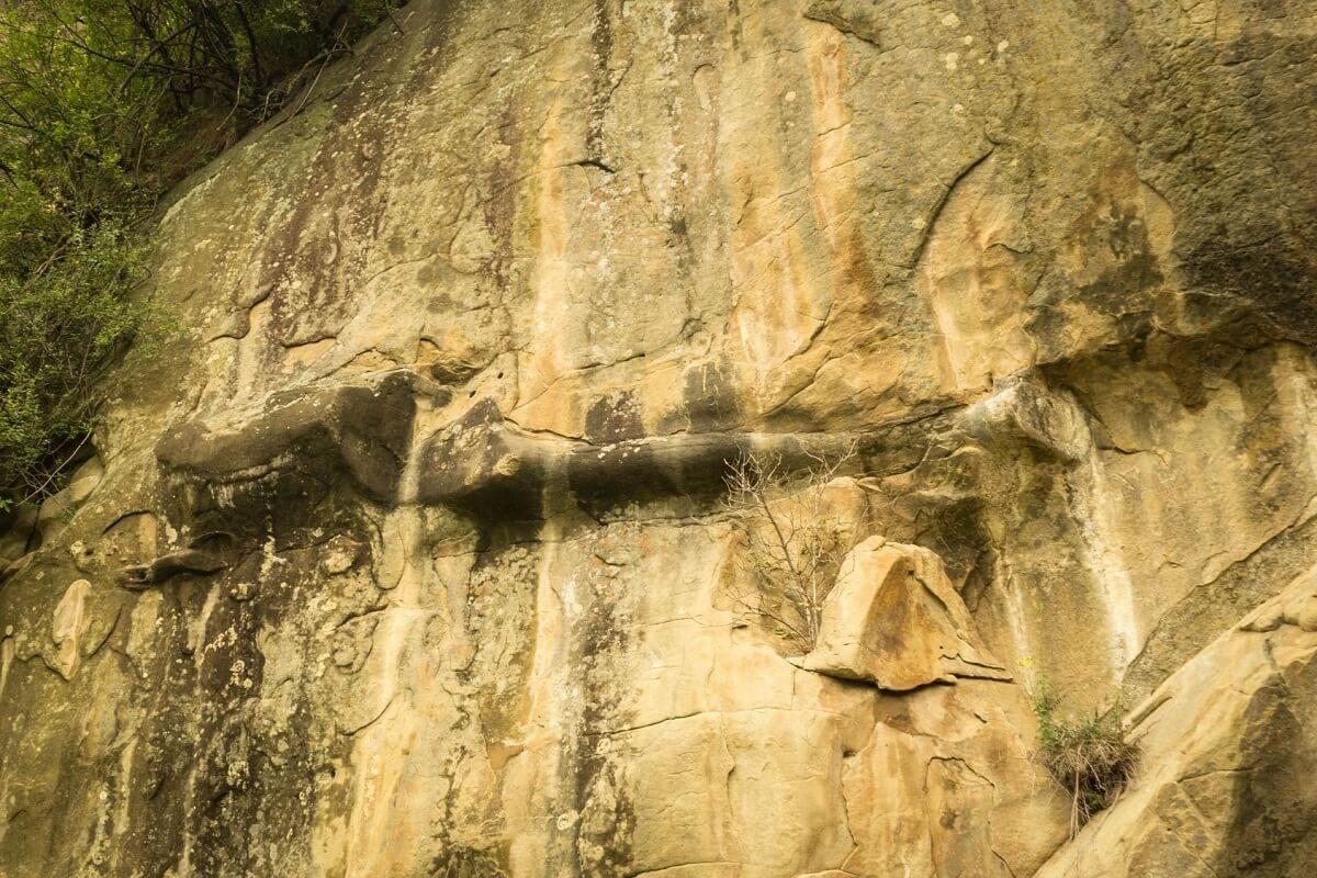 Corbii de Piatră – Argeș – Spre uriașul pietrificat 4