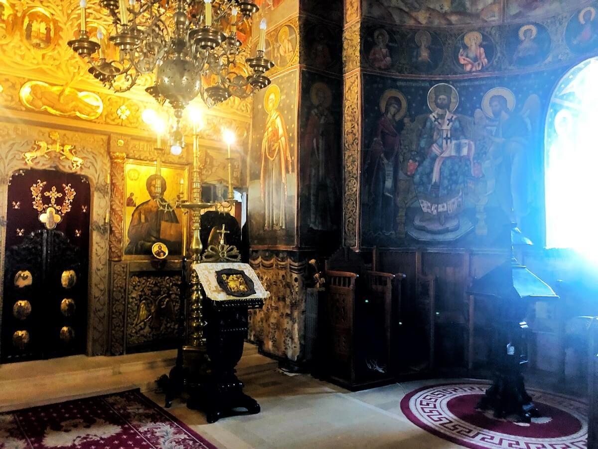 Mănăstirea Cozia 2
