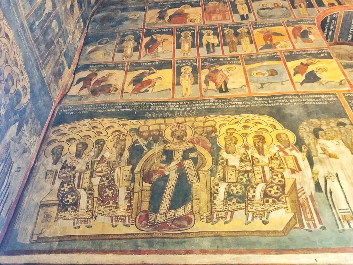 Mănăstirea Cozia 4