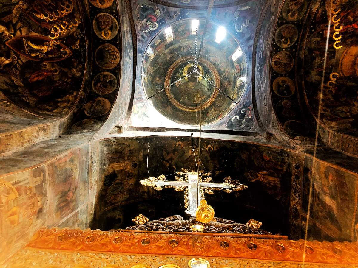 Mănăstirea Cozia 7