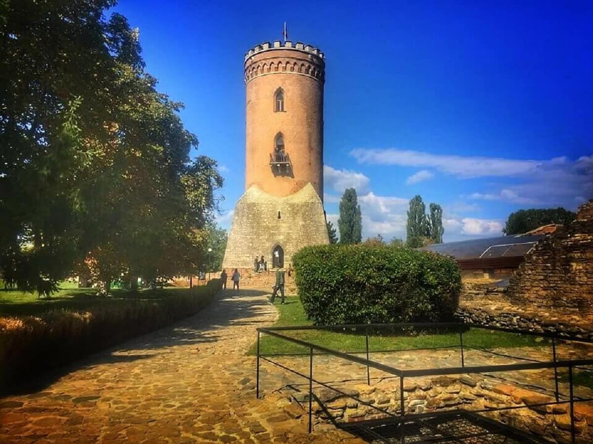 Turnul Chindiei Târgoviște 1