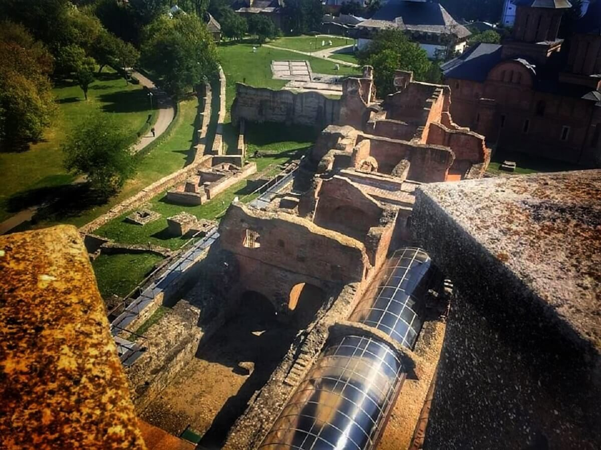 Turnul Chindiei Târgoviște 3