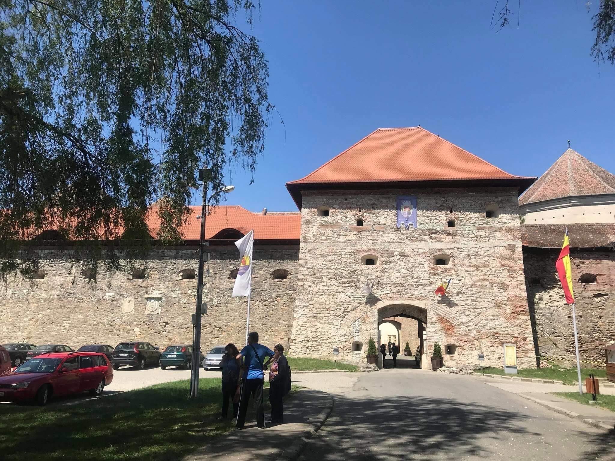 Cetatea Făgăraşului 9